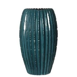 Paragüero cerámica verde