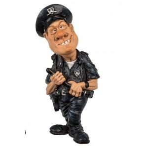 Figura policía