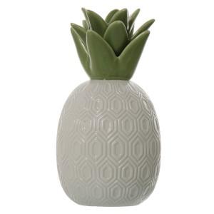 Figura piña cerámica