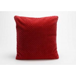 Cojin suave rojo
