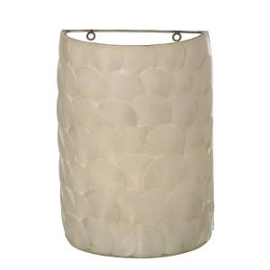 Lámpara aplique pared blanco