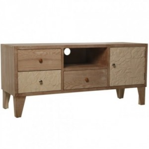 Mueble tv color madera
