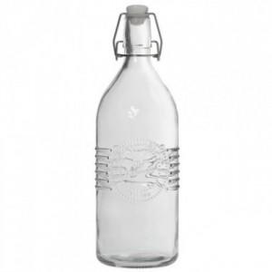 Set 6 botellas transparente
