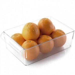 Organizador alimentos transparente