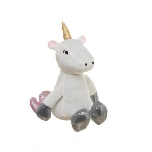Sujetapuertas unicornio