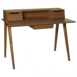 Mesa escritorio madera y dm