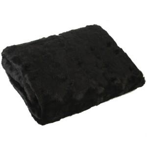 Manta acrílico negro