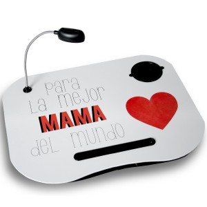 Bandeja ordenador Mamá