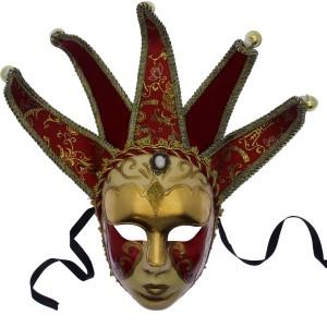 Máscara rojo