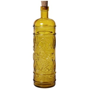 Set vidrio amarillo