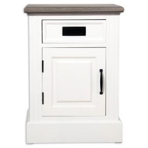 Mesa madera blanco